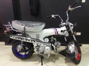 Motocicleta Brava Lazer 70 Blanca 0km