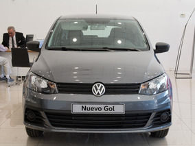 Volkswagen Gol Linea Nueva Entrega Sin Licitar #fc1