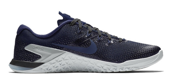 Tênis Nike Metcon 4 Crossfit Training Blue Graphic