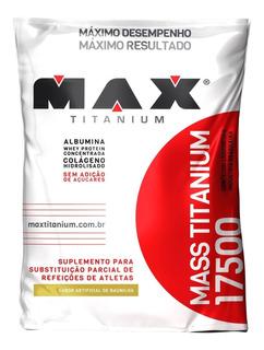 Mass Titanium 17500 Refil 3 Kg - Max Titanium