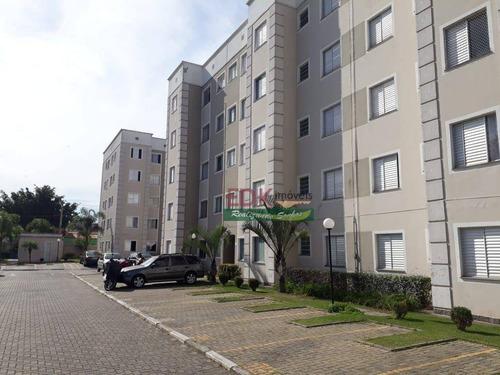 Apartamento Com 1 Dormitório À Venda, 47 M² Por R$ 145.000,00 - Vila Urupês - Suzano/sp - Ap8240