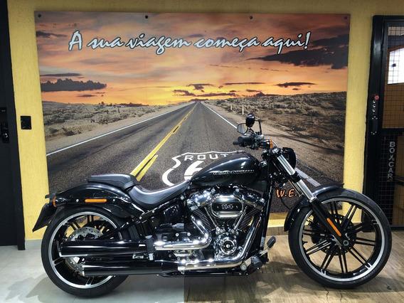 Harley Davidson Breakout 114 2018