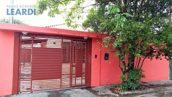 Casa Térrea Brooklin - São Paulo - Ref: 521412