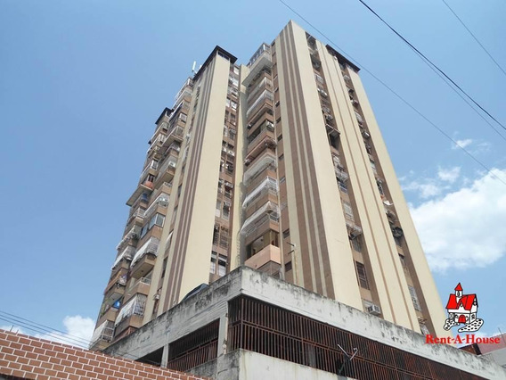Apartamento En Alquiler Maracay Nv