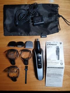 Afeitadora Electrica Recargable Philips Norelco Multigroom +