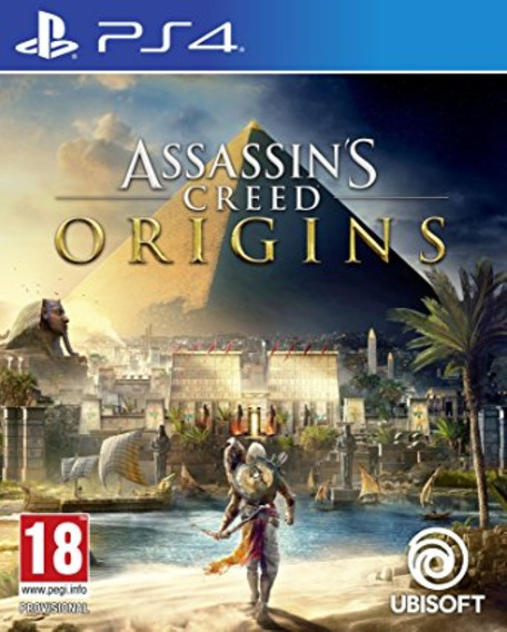 Assassins Creed Origins Ps4 // Digital Primaria