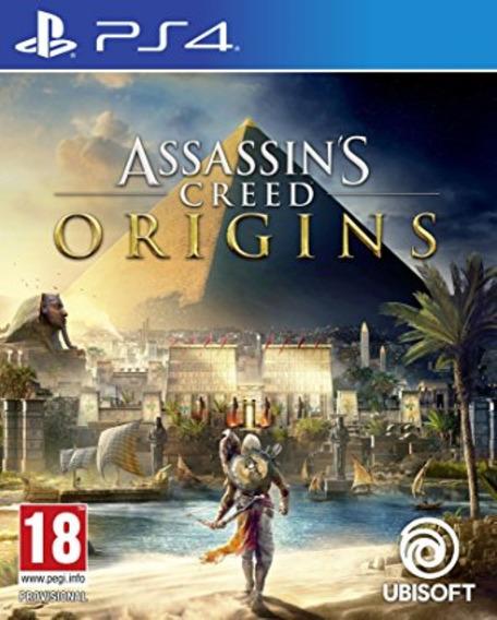 Assassins Creed Origins Ps4 // Digital Primaria
