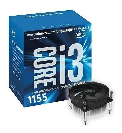 Processador Intel Core I3 2130 3.4 Ghz Lga 1155