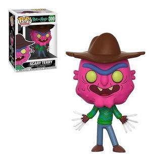 Funko Pop Figura Scary Terry 300 Animation Ricky Y Morty