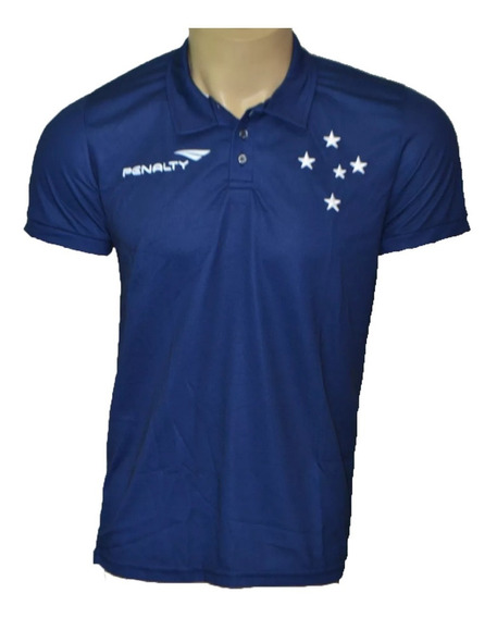 Camisa Polo Penalty Cruzeiro 2015