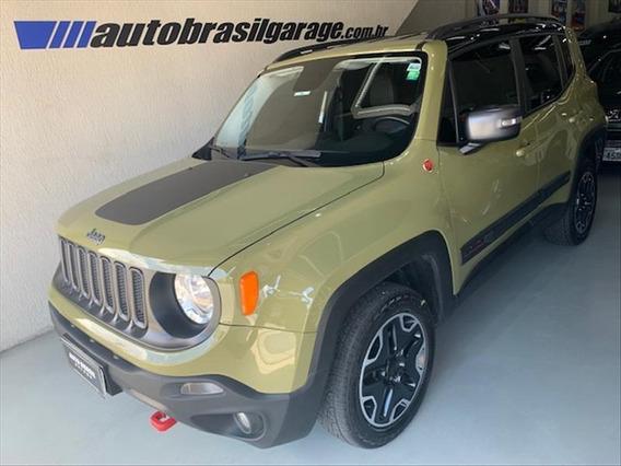 Jeep Renegade Renegade Trailwank - Diesel - Automático