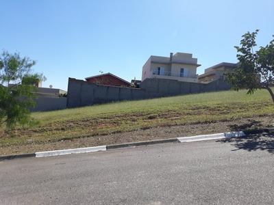 Terreno Para Venda No Condomínio Atibaia Park I Em Atibaia - - Te21