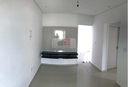 Imagem 1 de 12 de Sobrado De Condomínio Com 2 Dorms, Vila Príncipe De Gales, Santo André - R$ 305 Mil, Cod: 1870 - V1870