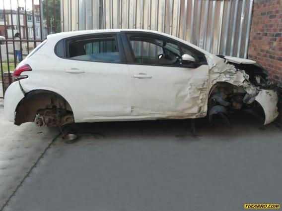 Chocados Peugeot At Active Vti Ml Hb