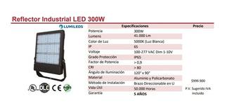 Reflector Industrial Led 300w