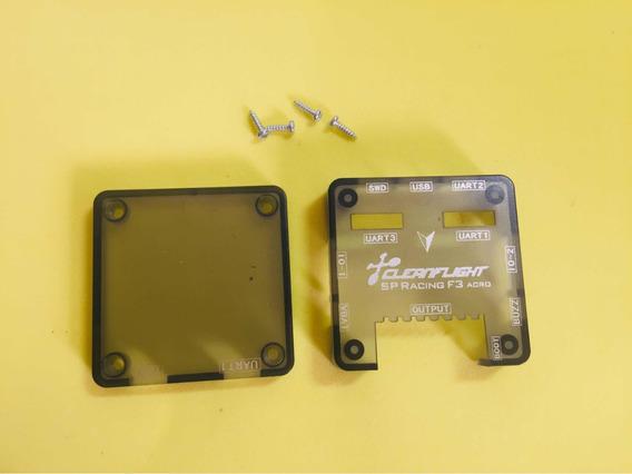 Caixa Proteção Controladora Sp Racing F3 Acro-leia Descrição