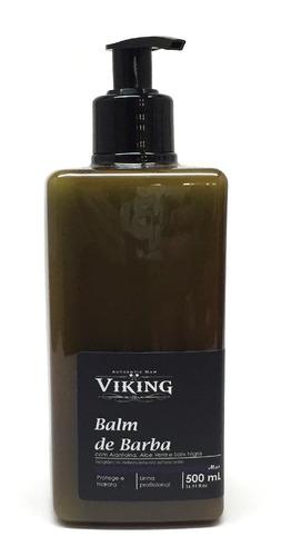 Balm De Barba - Mar - Viking Profissional 500 Ml