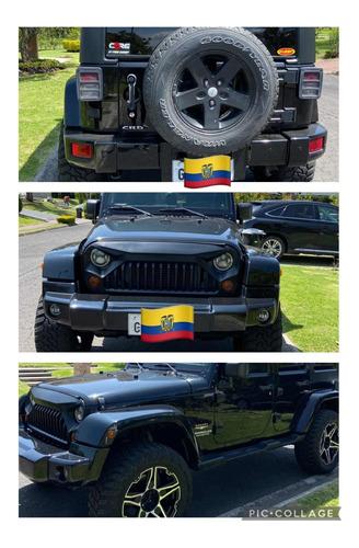 Jeep Wrangler Sahara Sahara