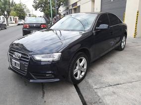 Audi A4 1.8 Tfsi Cuero Automatico Sport 2013