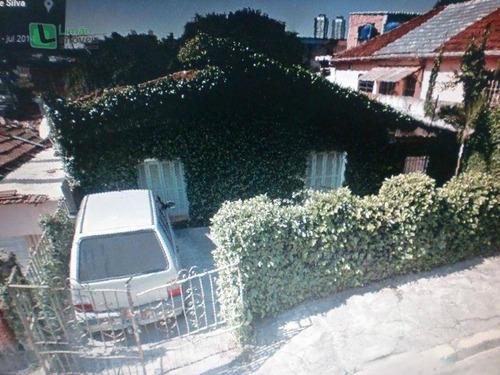 Terreno Residencial À Venda, Vila Prado, São Paulo. - Te0021