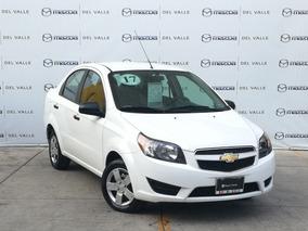 Chevrolet Aveo 2017 Paq K. Ls T/m (345)