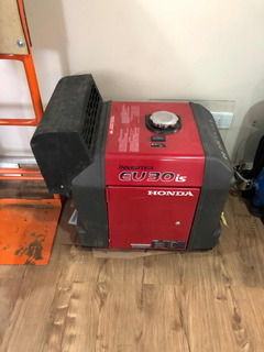 Generador Honda Insonorizado Inverter 30is