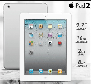Tablet iPad 2 - Modelo A1395 Mc979ll/a Buen Estado