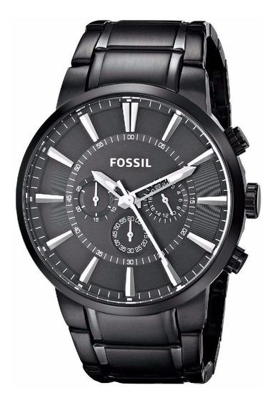 Reloj Fossil Negro Hombre Fs4778