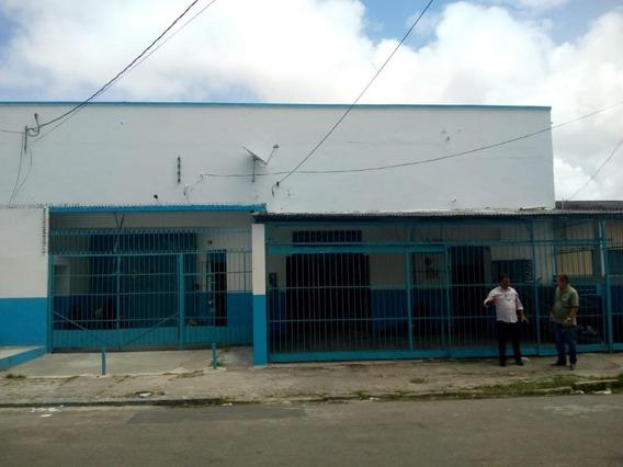 Galpão Para Alugar, 750 M² Por R$ 10.000/mês - Santo Amaro - Recife/pe - Ga0075