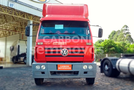 Volkswagen 17.180 Euro3 Worker 6x2, Ano 06/06
