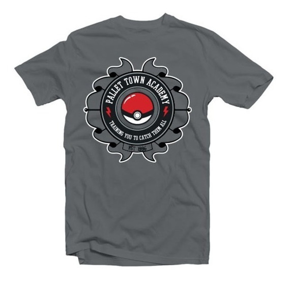 Playeras Pokemon Go - 27 Modelos Disponibles!!