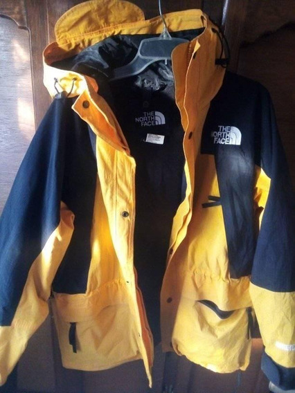 The North Face Gtx Yellow Jacket