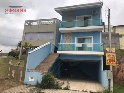 Lindo Sobrado Em Condominio Fechado Vila Verde - Venda E Locação - So0762