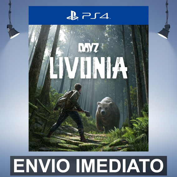 Dayz Livonia Dlc - Ps4 Playstation 4 Código 12 Dígitos