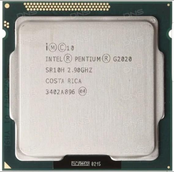 Processador Pentium G2020 + Brinde 2gb Ram Ddr3