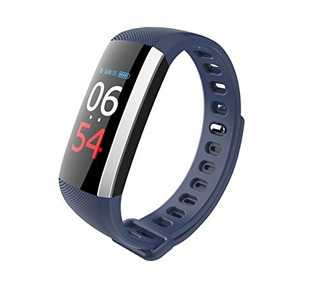 Collasaro Fitness Tracker Reloj Bluetooth Deportes Fitness R