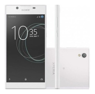 Smartphone Sony Xperia L1 G3311 16gb Lte 1sim Branco 5.5
