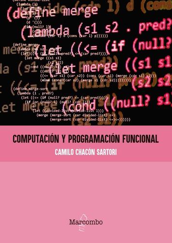 Libro Computación Y Programación Funcional