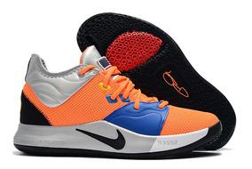 Tenis Nike Pg3 Nasa Original Leia O Anúncio