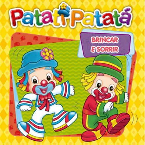 Livro De Banho Patati Patata Brincar E Sorrir