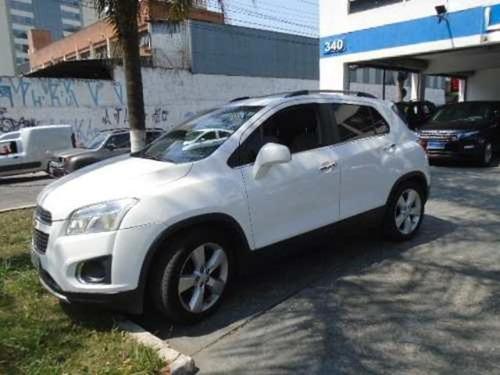 Sucata Chevrolet Tracker 2014 Gasolina Para Retirada De Peça