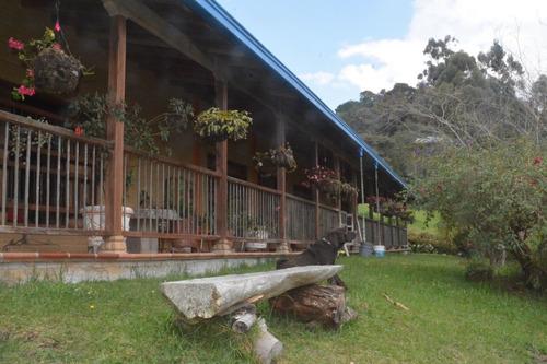 Imagen 1 de 12 de Excelente Casa Finca Amoblada En Arriendo - Sector Envigado