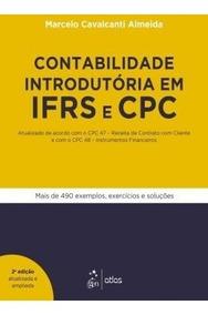 Contabilidade Introdutoria Em Ifrs E Cpc - Atualizado De A