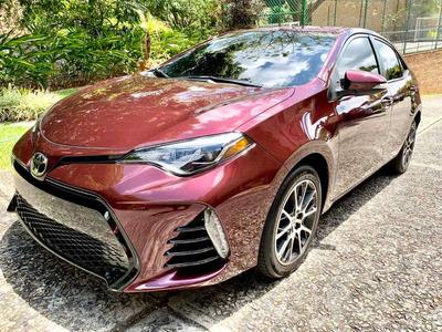 Toyota Corolla Se 50 Aniversario