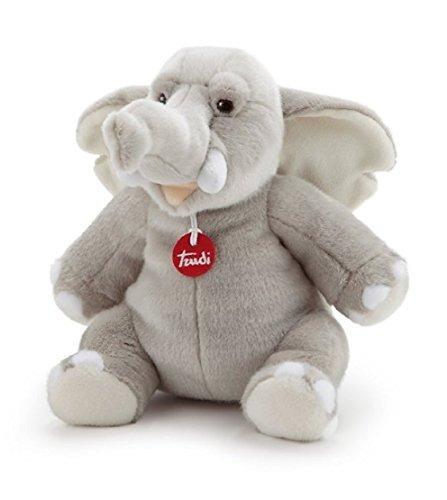 Trudi Classic Elephant Paul Peluche, Grande