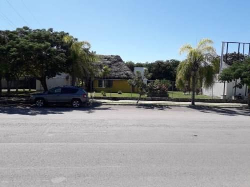 Lote Con Uso De Suelo Comercial En Playa Del Carmen P2609