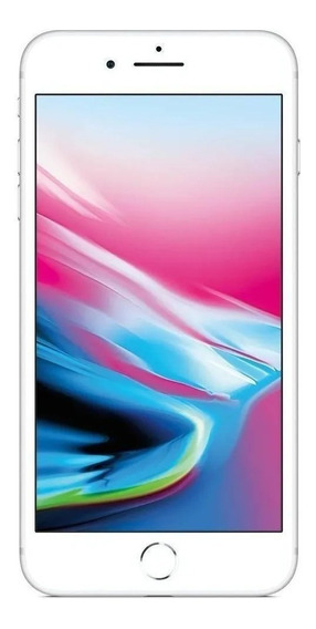 Apple iPhone 8 Plus - Silver 64gb Original Lacrado Brand New
