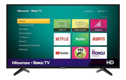 """Imagen 1 de 5 de Smart TV Hisense H4 Series 32H4F5 LCD HD 32"""" 120V"""