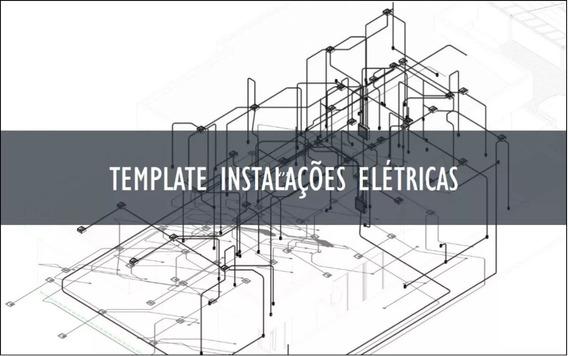 Template Elétrico + Cursos + Brindes