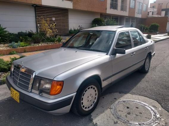 Mercedes-benz Clase E 300e 1988 Autmatico